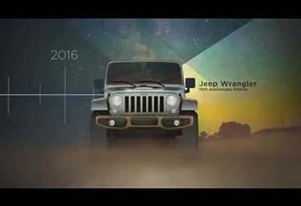 75 ans de Jeep : une rétrospective en 1 min 30 s #1