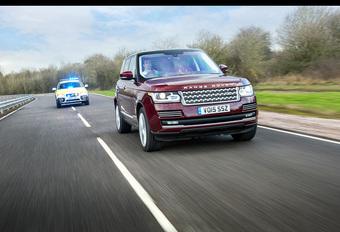 Jaguar en Land Rover demonstreren nieuwe veiligheidstechnologie (1) #1
