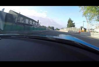 Een rondje op Le Mans in een Aston Martin Vulcan #1
