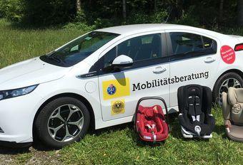 Peu de voitures capables d'accueillir 3 sièges enfant en 2e rangée #1