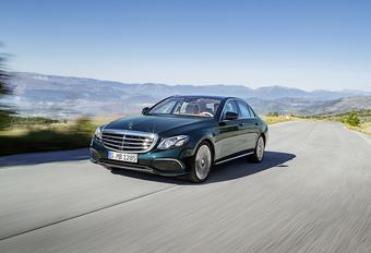 Mercedes-verkoop naar nieuwe recordhoogtes #1