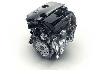 Infiniti VC-T : moteur à taux de compression variable #1