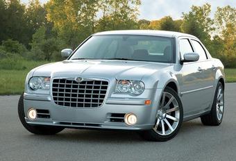 Chrysler 300C SRT-8 #1