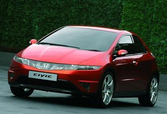 Honda Civic Concept #1