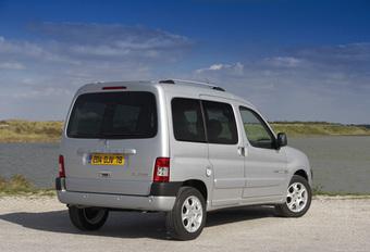 Peugeot Partner 2006 #1