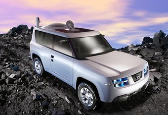 Nissan Terranaut Concept #1