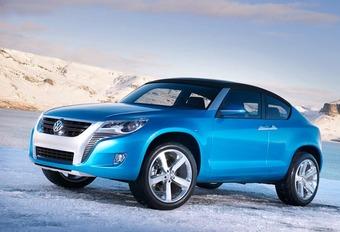 Volkswagen Concept A #1