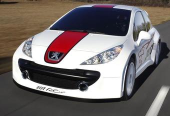 Peugeot 207 RCup #1