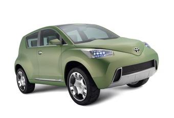 Toyota Urban Cruiser #1