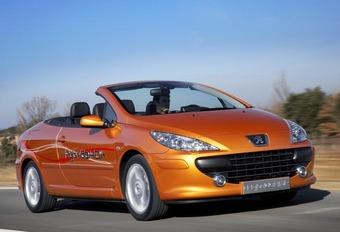 Peugeot 307 CC hybride #1