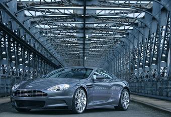 Aston Martin DBS #1