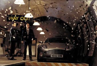 Ford zet Aston Martin officieel te koop #1