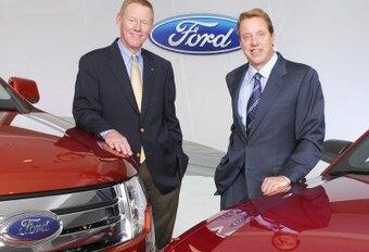 Changement important à la tête de Ford #1