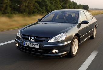 Peugeot 607 2.2 HDi 163 #1