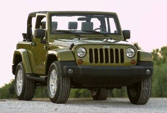 Jeep Wrangler #1