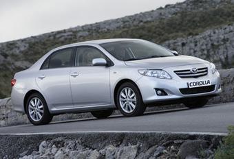 Nouvelle Toyota Corolla #1