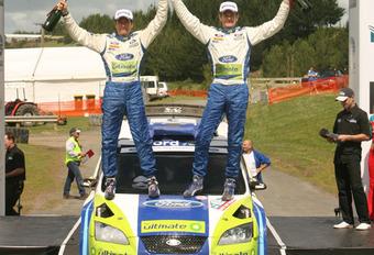 Ford fête son titre de champion #1
