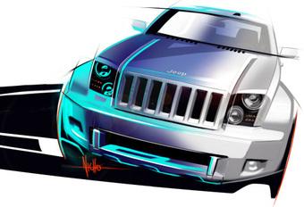 Jeep Trailhawk #1