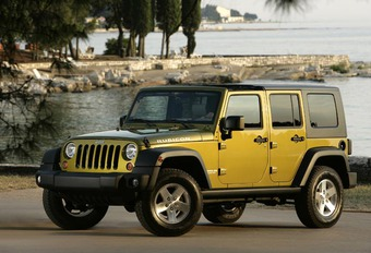 Jeep Wrangler Unlimited  #1