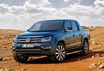 Wil Volkswagen nog een SUV met 7 plaatsen naast de Touareg? #1