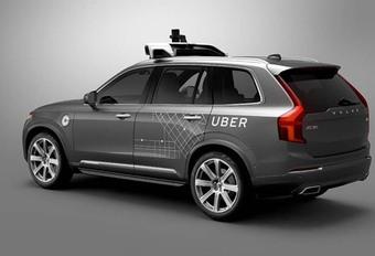 Volvo et Uber : un mariage pour la voiture autonome #1
