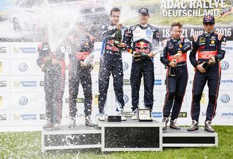 Sébastien Ogier wint WRC Duitsland, Thierry Neuville knap derde #1