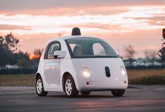 La Google Car en difficulté ? #1