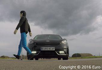 EuroNCAP: vijf sterren voor standaardversie Renault Scenic en Subaru Levorg #1
