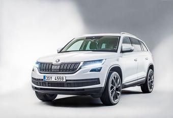 Škoda Kodiaq : toutes les infos #1