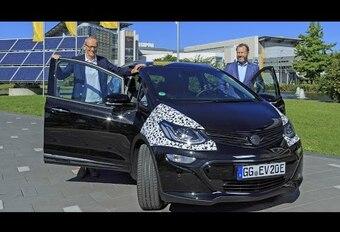 Opel Ampera-e : figurant de choix #1
