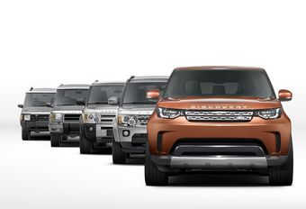 Land Rover Discovery : 1re image #1
