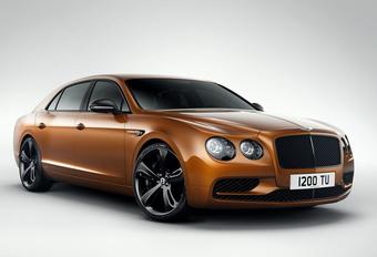 Bentley Flying Spur W12 S haalt 325 km/u #1