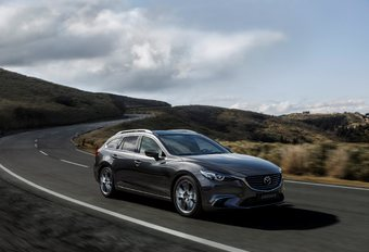 Mazda 6 : du neuf pour 2017  #1