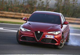Video: Alfa Romeo Giulia Quadrifoglio haalt record op Ring #1