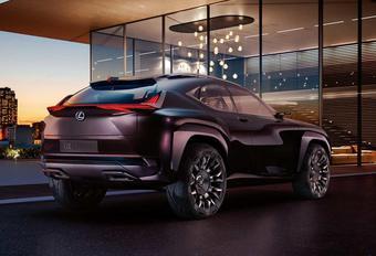 Lexus UX Concept: het einde van de CT200h? #1