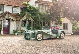 Sprint viert 60 jaar Caterham Seven #1
