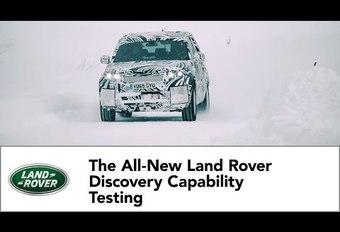 Vidéo - Voilà le nouveau Land Rover Discovery #1