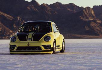 Volkswagen Beetle LSR: met 330 km/h #1