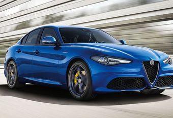 Alfa Romeo Giulia Veloce : Q4 et nouveaux moteurs #1