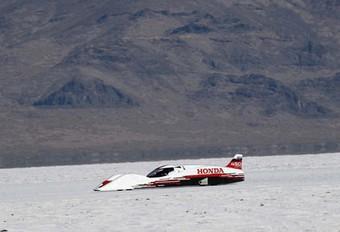 Honda S Dream Streamliner: de snelste #1