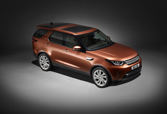 Land Rover Discovery : Chiquer dan ooit #1