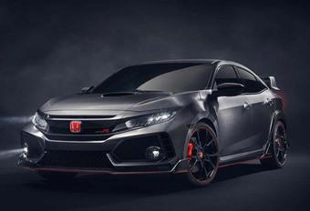 Honda Civic Type R: veelbelovende sportieveling #1