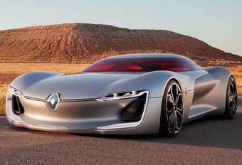 Renault Trezor : Les images dévoilées avant l'heure #1