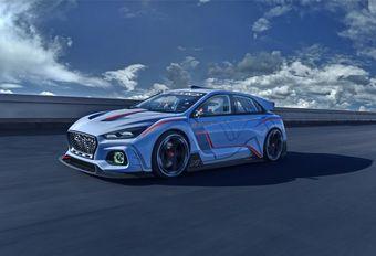Hyundai RN30: conceptcar met sportief DNA #1