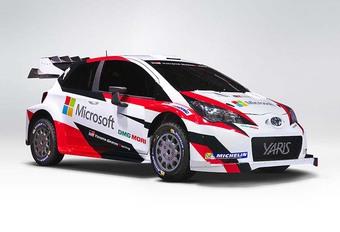 Toyota Yaris WRC is klaar voor grote comeback #1