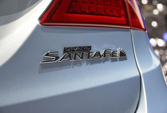 Deze Hyundai Santa Fe heeft meer dan 1.000 pk #1