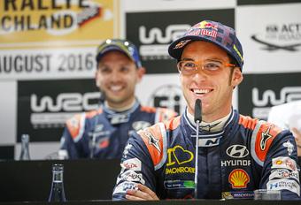 Nieuw contract, Thierry Neuville blijft bij Hyundai! #1