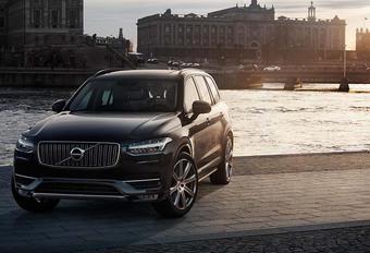 Volvo : L'avenir est au SUV #1