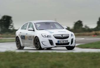 Opel OPC met 4x4-technologie Focus RS #1