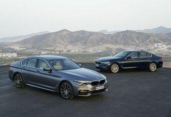 BMW 5-Reeks: de nieuwe G30-generatie #1